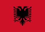flag Albània