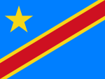 Embassies of Democratic Republic of the Congo