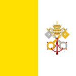 flag Vatican City State